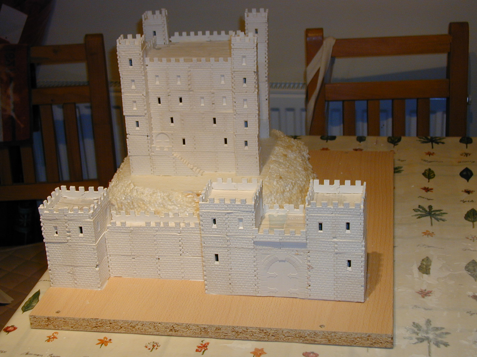 of Great Model-building